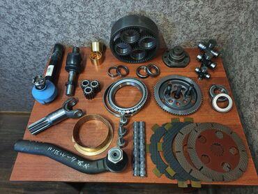 Автозапчасти - Б/у - Бишкек: Tetik kg - мы занимаемся продажей запчастей, расходных материалов и об