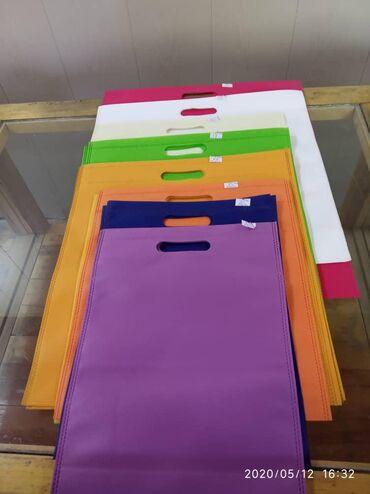 Продаю Эко сумки- пакеты из спанбонда. Размер от 25*25 до 70*55. Оптом