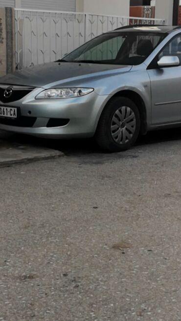 Mazda | Srbija: Mazda 6 2 l. 2004 | 272000 km