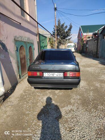 весы 200 кг в Азербайджан: Mercedes-Benz 200 2 л. 1992 | 37000 км