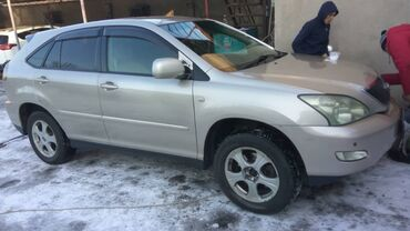 Toyota Harrier 3 л. 2004 | 194000 км