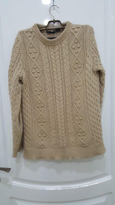 Теплый, стильный свитер zara в Бишкек