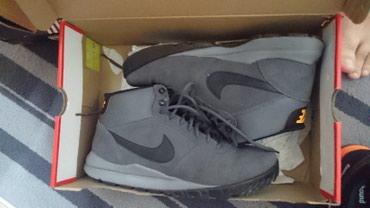 Nike Hoodland suede, original, broj 44. Nosene, ali jako malo. Nisu - Belgrade