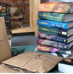 Сборник книг Гарри Поттер  издательства Росмэн с 2002 г. *************