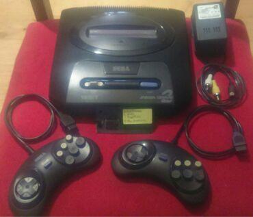 kaset - Azərbaycan: Sega Mega Drive 2 Satilir. ishlemeyinde Hec Bir Problemi Yoxdu