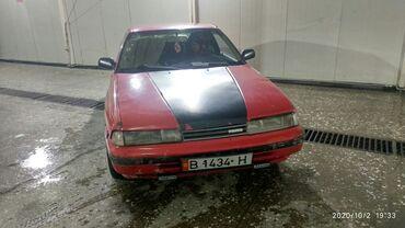 кнопкасы бар машина в Кыргызстан: Mazda 626 2.2 л. 1989 | 390000 км