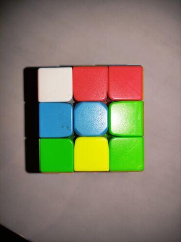 6595 объявлений: Скоростной Кубик Рубика, QIYI Cube.Состояние отличное, пользовался