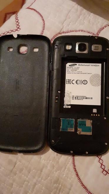 S3 ekrani - Azərbaycan: Təmirə ehtiyacı var Samsung S300 16 GB qara