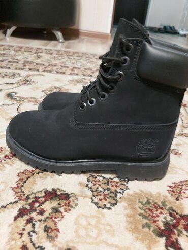 Продам ботинки от фирмы Timberland.состояние отличное размер 36-37