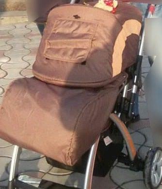 Детская коляска, состояние как новая. Цена 8000с. Покупателю подарок в Бишкек