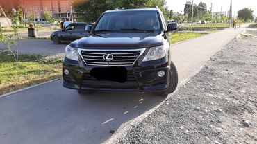 тайп си наушники в Кыргызстан: Lexus LX 5.7 л. 2008 | 137000 км