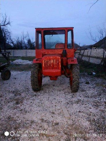 Gence traktor zavodu qiymeti - Azərbaycan: Traktor T16 Traktor saz veziyetedir hec bir poroblemi yoxdu