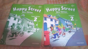 Nove ne koriscene knjige iz elgleskog za 4 razred... - Kragujevac