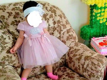 На ПРОКАТ платье. 6-12 месяцев в Бишкек