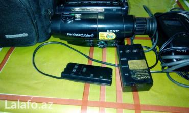 panasonik mdh1 - Azərbaycan: Temiz yapon keyfiyyeti. Panasonik Vidio kamera.  Cekirsen, gosterir. S