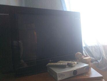 Televizor LG. Hec1 problemi yoxdur. Ehtiyac olmadigi ucun satiram