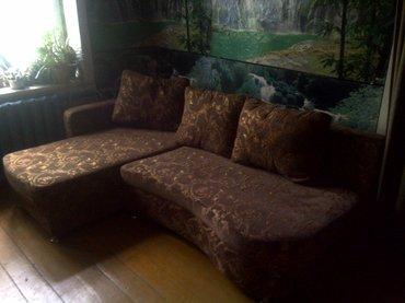"""Продаю диван размер 2.20 """"1.60 в Бишкек"""