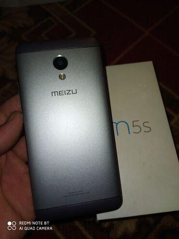 Meizu 16th бишкек - Кыргызстан: Продаётся Meizu 5s состояние идеальное 10/10 не единой царапины. Цена