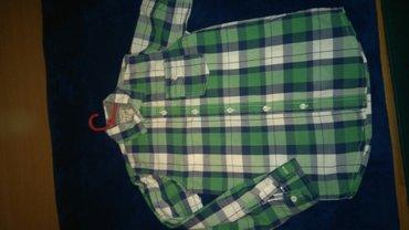 Dečiji Topići I Majice | Indija: Košulja za dečaka vel. 10. Nošena jednom
