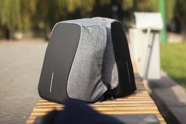 Городской рюкзак Bobby Standart/Bizz с защитой от карманников! Теперь в Бишкек