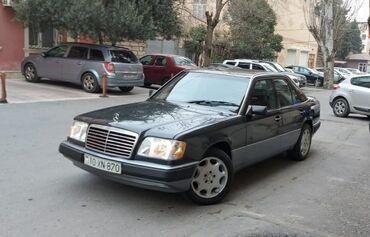 mercedes emel - Azərbaycan: Mercedes-Benz E 250 2.5 l. 1994 | 350000 km