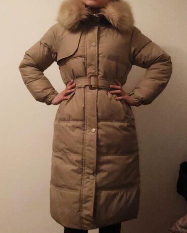 Стильные шляпы - Кыргызстан: Куртка зимняя Стильная Не дорого Цена окончательная