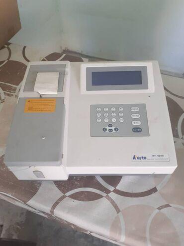 """Qan analizatoru """"KAYTO RT-9200"""" Semi-auto Chemistry Analyzer"""