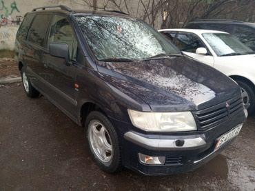 Mitsubishi Space Wagon 1999 в Бишкек