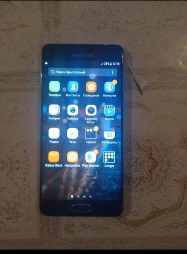 Samsung - Saray: İşlənmiş Samsung A500 16 GB qara