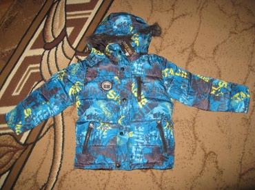 Новая зимняя куртка на мальчика 6-7 лет в Бишкек
