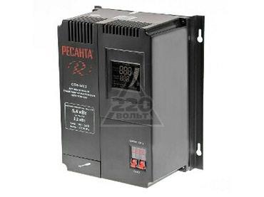 акустические системы apc беспроводные в Кыргызстан: Стабилизатор РЕСАНТА СПН-5400 однофазный вх.90-260В вых.220±8% 3.5кВт