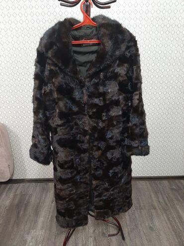 летнее платье 52 размера в Кыргызстан: Продаю норковую шубу 52 размер
