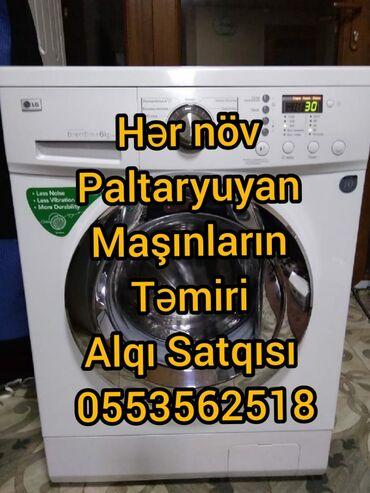 ev alqi satqisi heyet evleri - Azərbaycan: Vertical Avtomat Paltaryuyan Maşın LG 9 kq