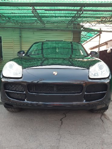 Porsche в Кыргызстан: Porsche Cayenne S 4.5 л. 2004 | 160 км