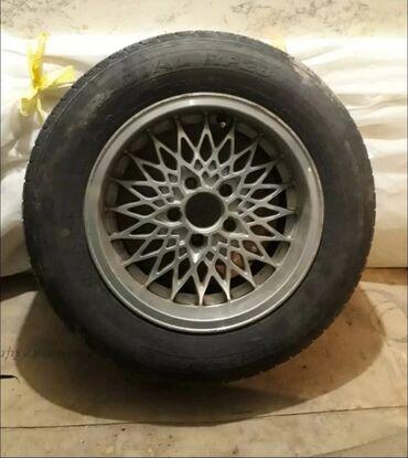 Летняя резина. Все 4 колеса на дисках. Размер 205/65/R15Пользовались