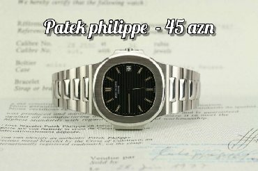 PATEK PHILIPPE _Qol saati - 45₼