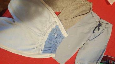 4 donja dela trenerke I 3 bluzice I 1 majica - Pozarevac