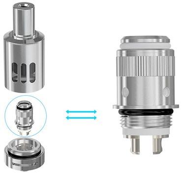 Alcatel-one-touch-pixi-2-4014x - Srbija: Joyetech eGo ONE CL grejaci za elektronske cigarete  0.5ohm 1.0ohm
