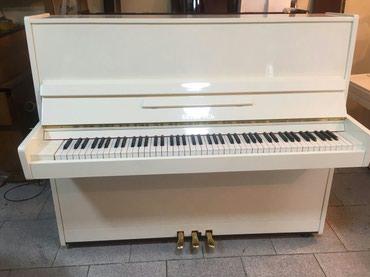 Bakı şəhərində Ag piano