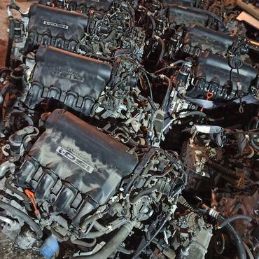 Автозапчасти - Бишкек: В наличии : Двигателя на Honda Fit Привозные запчасти с Японии