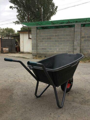 экстрасенсы в бишкеке в Кыргызстан: Продаем тележку 1 колесная,строительно-садовой принадлежности,большой