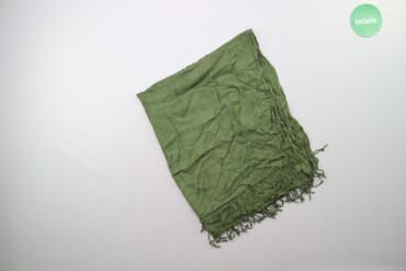 Жіночий шарф з бахромою    Довжина: 182 см Ширина: 74 см  Стан гарний