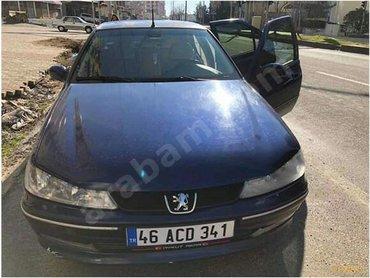 Peugeot 406 2 l. 2001 | 456500 km