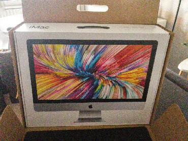 Apple iMac (2019) 27 3.7 GHz 6 πυρήνα 16GB 3TB Fusion Pro 580X -