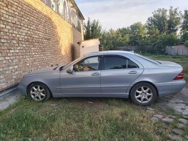 Mercedes-Benz C-class AMG 5 л. 2002