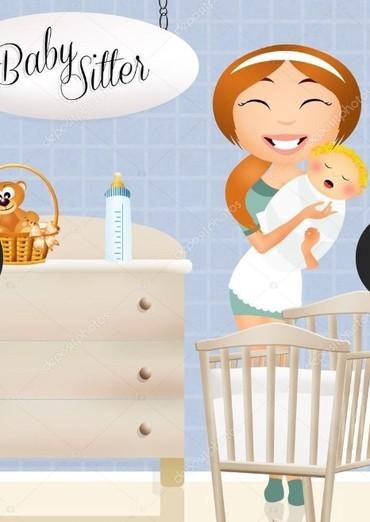 няня-на-час в Кыргызстан: Baby sitter ~ няня на час