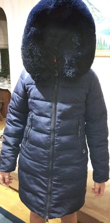 jelektriki na vyzov в Кыргызстан: Зимняя куртка на девочку 9-11 лет.  Очень теплая. Состояние отличное