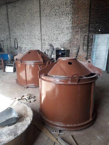 ЖБИ кольцага станок жасайбыз Оборудования для производства бетонных