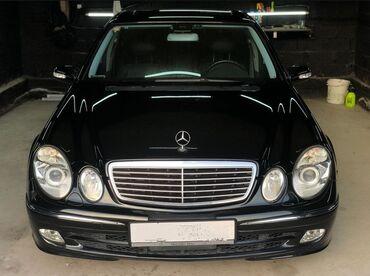 Mercedes-Benz E-Class 3.2 л. 2004 | 75000 км