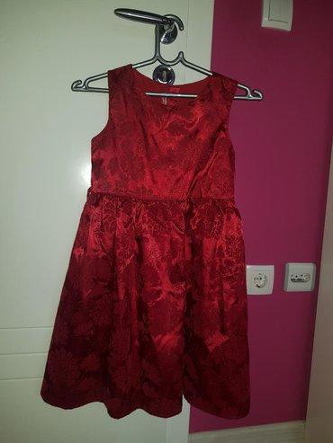 Haljina za devojčice  Veličina 8-9